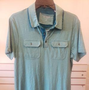 Men's GUESS Polo Shirt